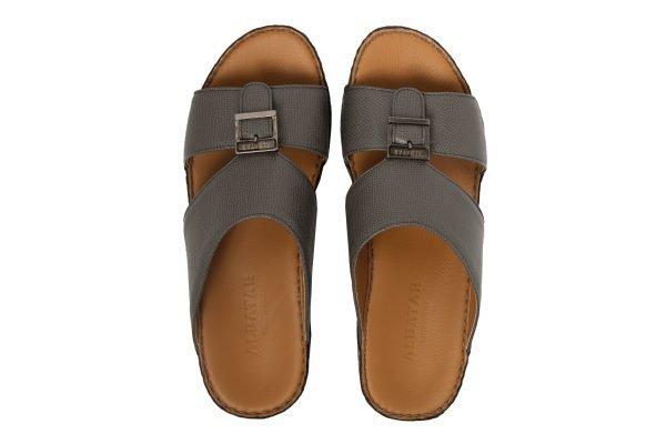 albatar men sandal saif copia grey top