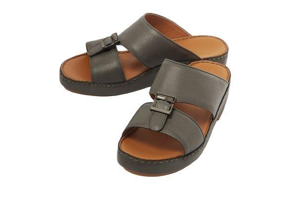 albatar men sandal saif copia grey