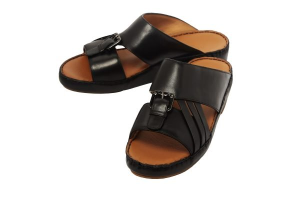 albatar men arabian sandal voyager black